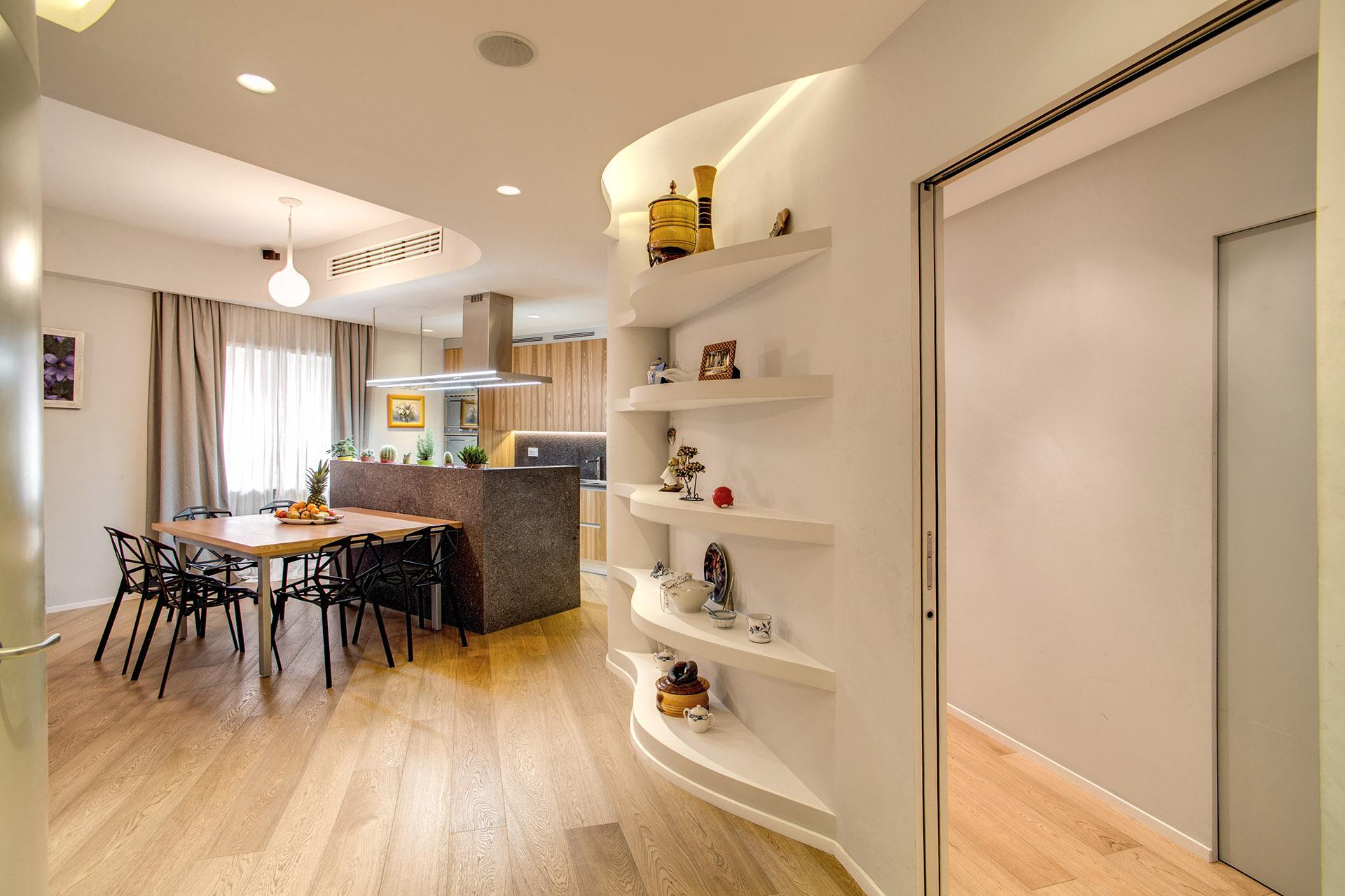 Portfolio categories lavori for Interior design appartamenti